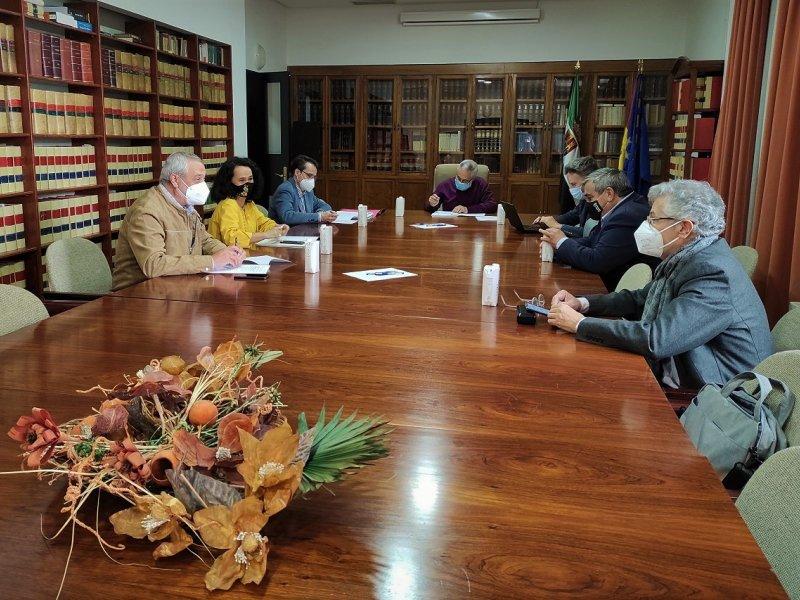 Reunión del Patronato de la Fundación Valhondo
